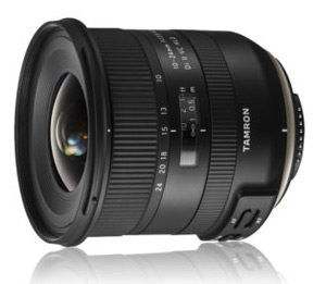 Tamron Wide Angle Zoom Lens