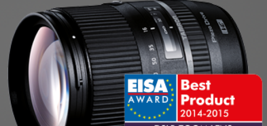 European DSLR Zoom Lens 2014-2015